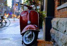 Vespa scooter kopen