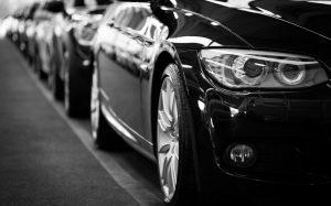 Gepolijste auto's bij Winston's Car Cleaning