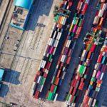 Gebruik maken van containertransport